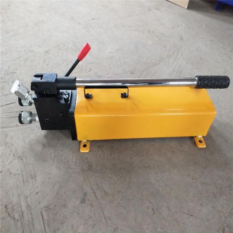 力顿牌 手动液压泵站 分离式 千斤顶专用液压手动泵 小型液压泵