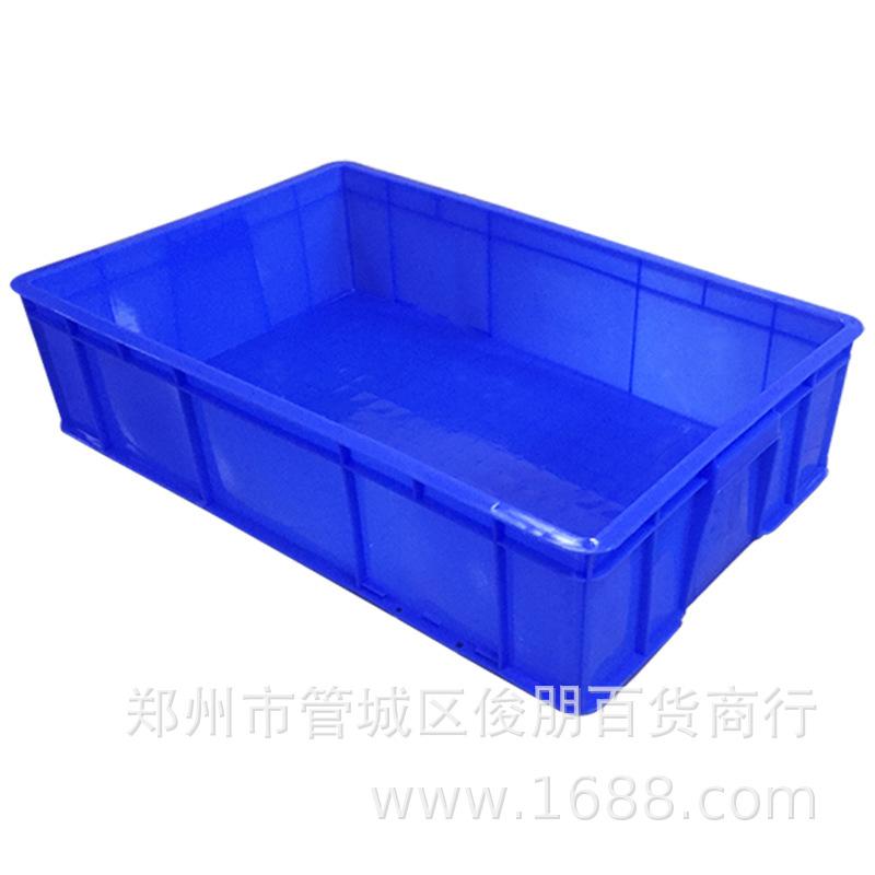 大量供应乔丰7号周转箱面包框670*410*150食品周转箱 周转筐