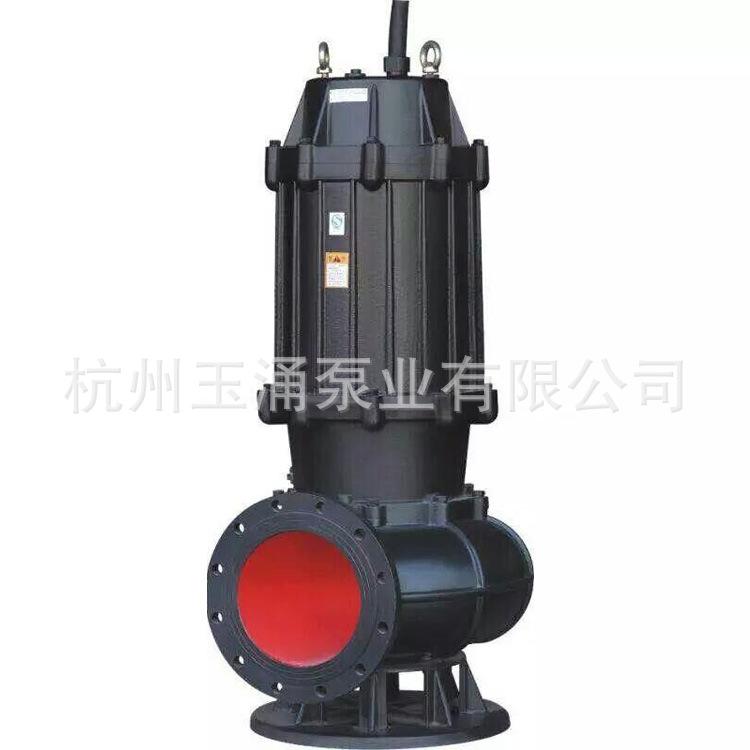 专业销售  WQ污水泵  耐腐蚀潜水电泵 小型潜水电泵
