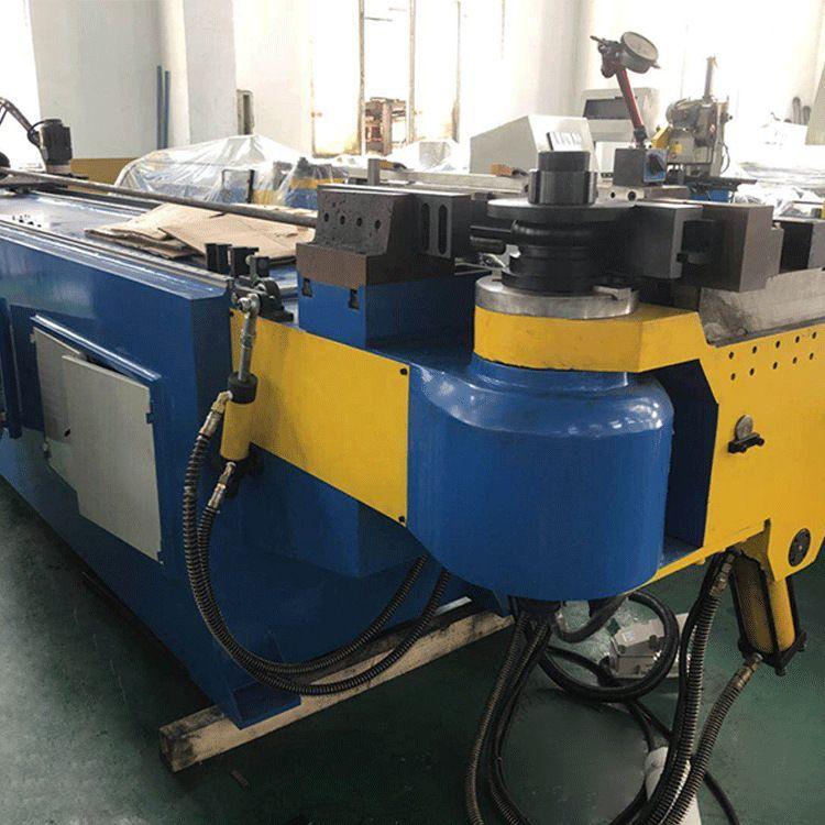 厂家直销 弯管机DW75NC-2A1S伺服全自动弯管机 CNC数控弯管机