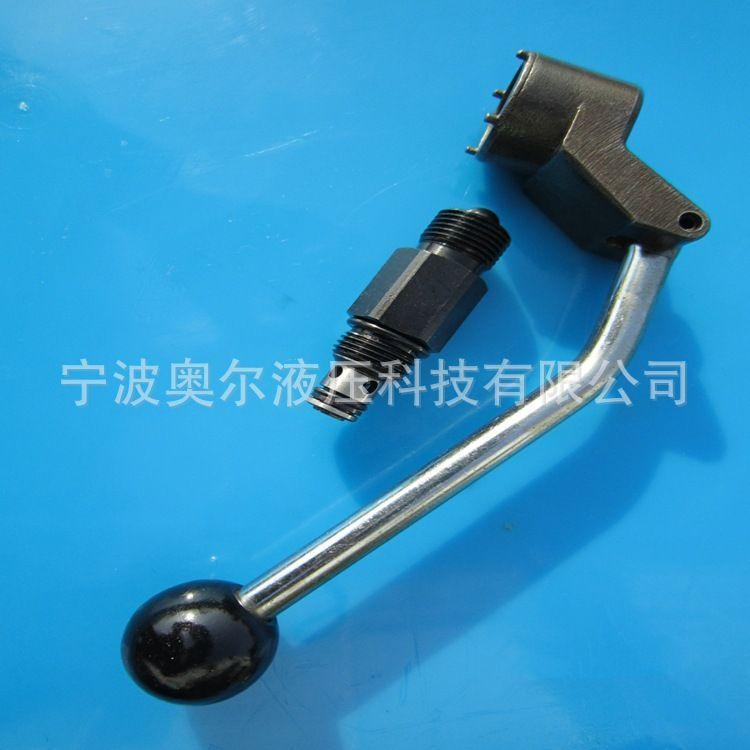 长期供应奥尔MRV-08 手动换向阀 非标加工单向阀