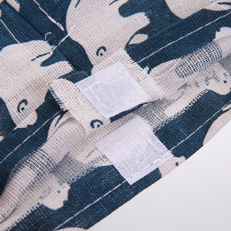 创意客厅棉麻纸抽布套餐巾袋收纳袋车载整理归纳布袋布艺纸巾抽
