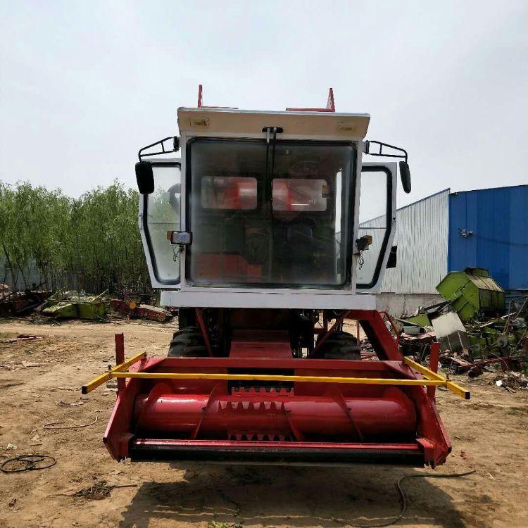 植保割草机稻草收割机  多功能稻麦割晒机养殖皇竹草青储机