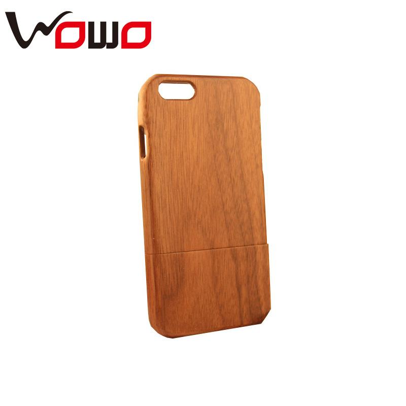 工厂批发创意苹果7手机木质镭雕后壳 iphone7木头手机保护壳