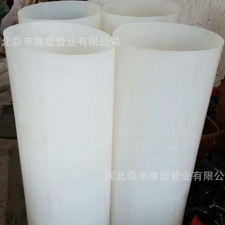 厂家定制 硅胶软连接管 耐高温大口径硅胶连接套管 DN200硅胶管