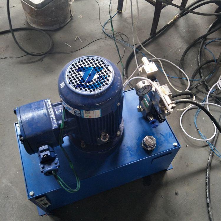 液压机械厂家供应配套液压系统 高性能液压系统 按需求定做液压站