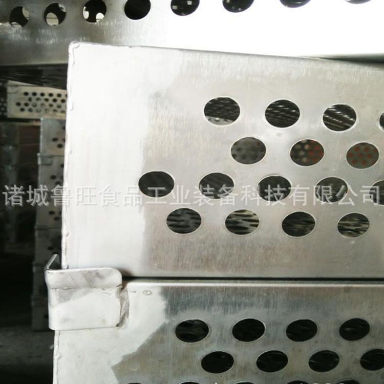 厂家制作不锈钢食品盘 食品杀菌盘杀菌锅配套附件