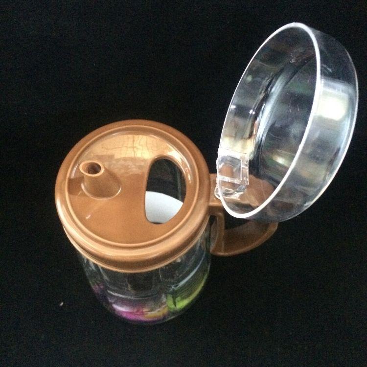 前力玻璃调味2件套装组合500ML油壶 厨房套装 促销活动礼品批发