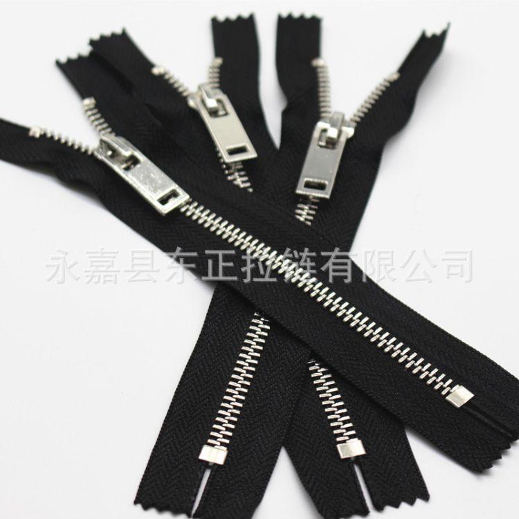 5#Y牙闭口拉链 手包化妆包箱包金属拉链 口袋拉链 高品质铜拉链