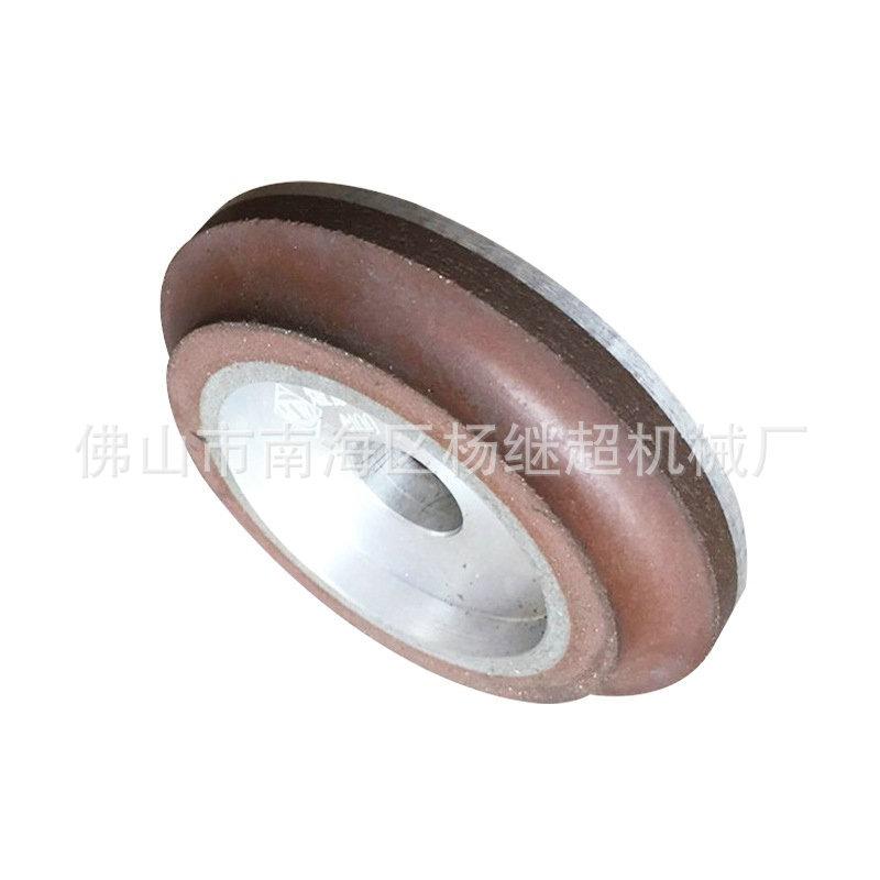 厂家批发 石材磨边轮 圆弧合金倒角轮 电镀金刚石砂轮