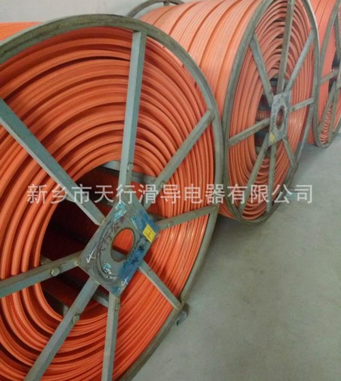 4级16平方无接缝滑线安全滑触线行车天车滑线起重机安全电轨台湾