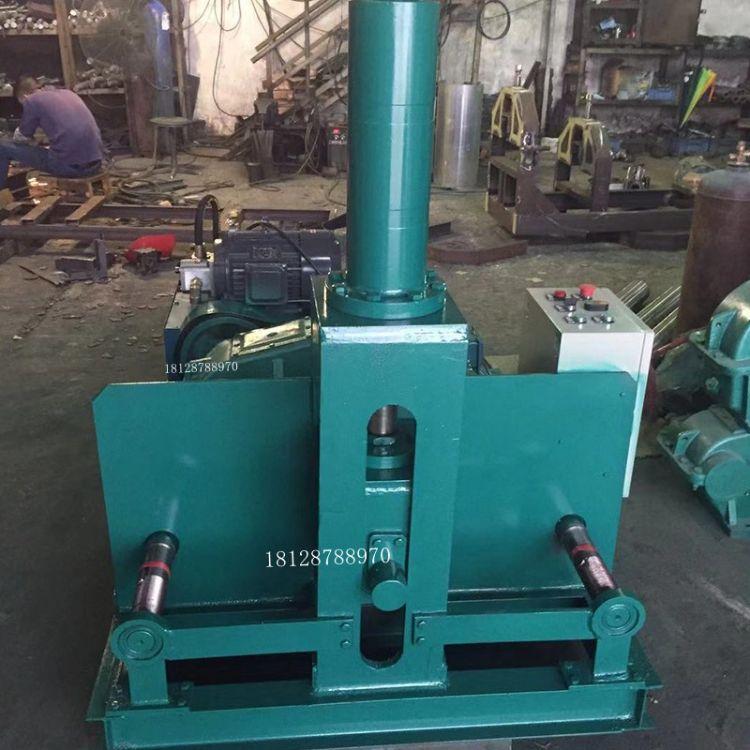 卧式弯管机 7.5千瓦重型弯管器 镀锌管弯弧 100方管弯曲 来回滚动