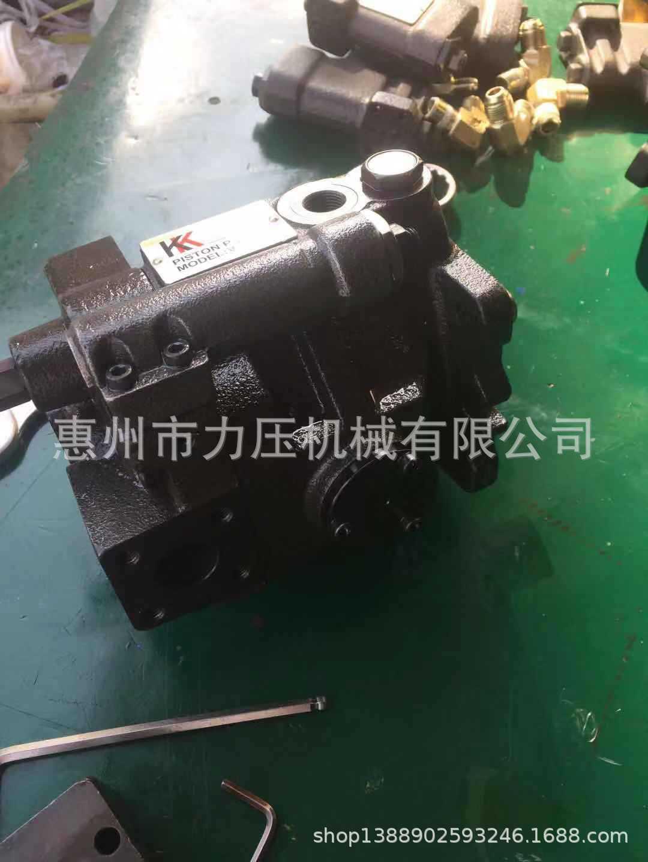 KK柱塞泵V-25-Y