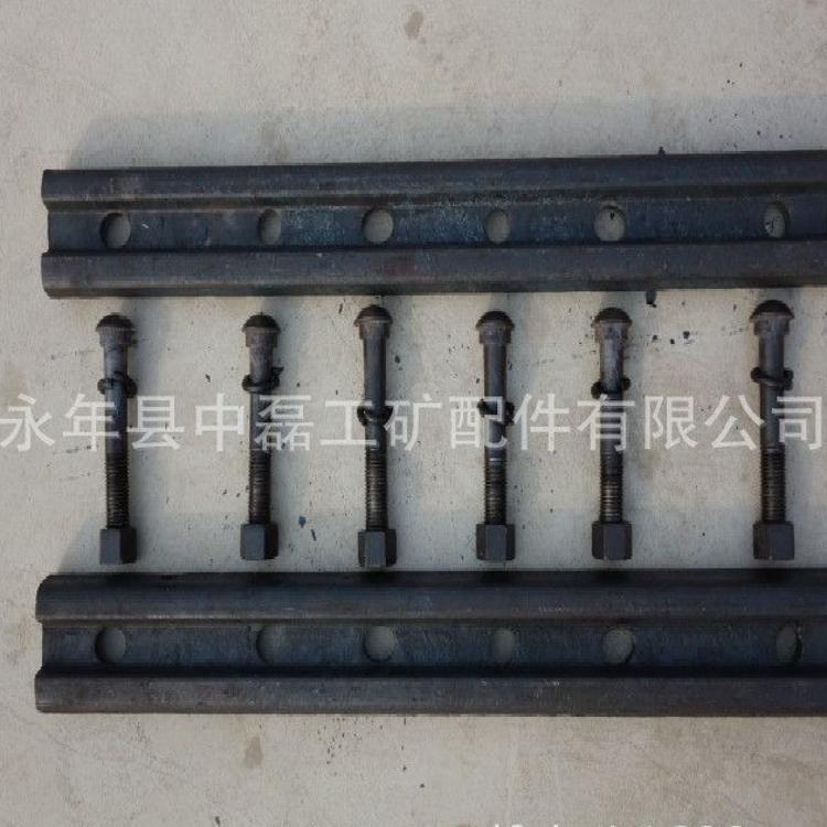 厂家直销高品质夹板螺栓 道岔道夹板 规格齐全 低价定制