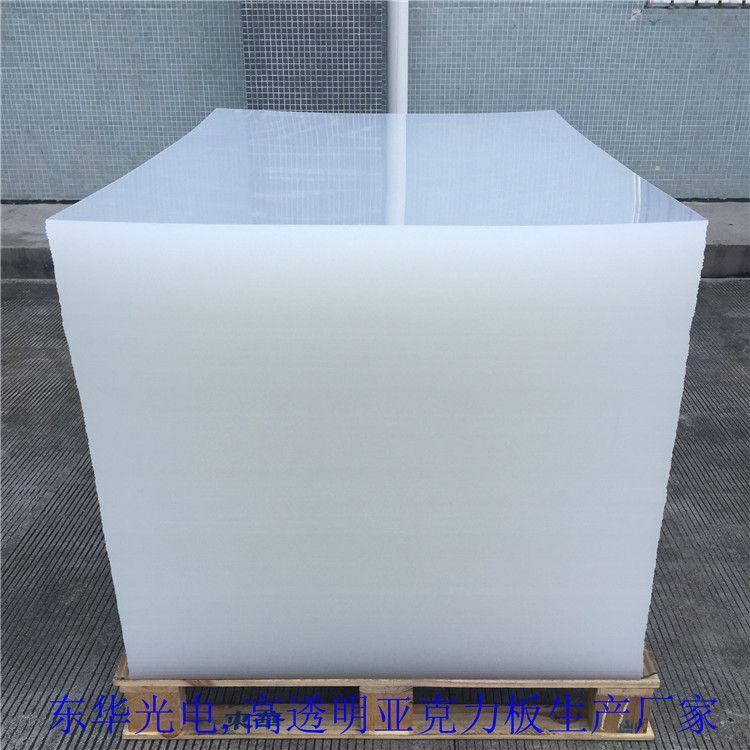 高透明0.8mm亚克力板生产厂家 亚克力板材 加硬 3mm透明pmma板材
