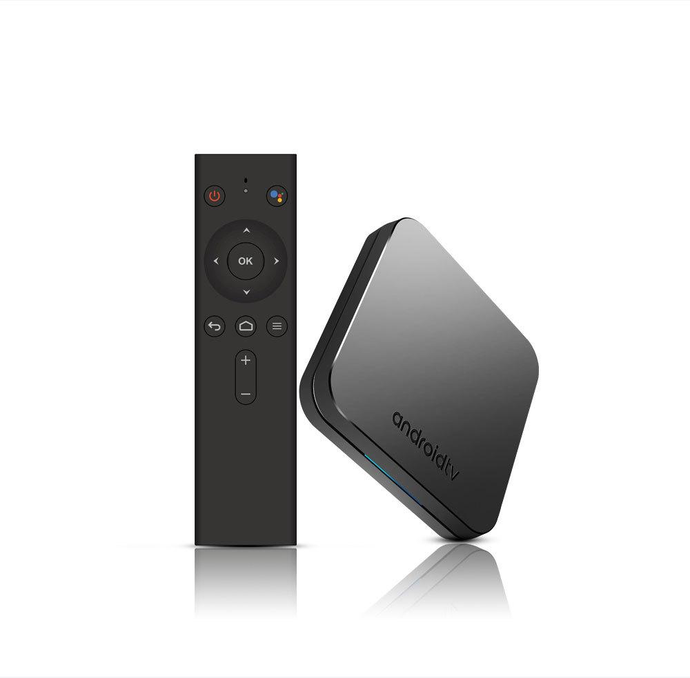KM9 ATV S905X2安卓8.1新款智能机顶盒4+32电视盒网络播放器