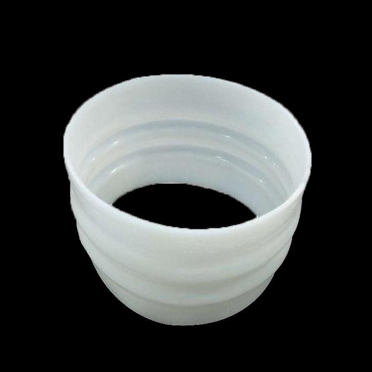 湖北领永泰供应耐高温透明硅胶软管大口径工程机械透明硅胶管食品级硅胶管透明高品质硅胶管