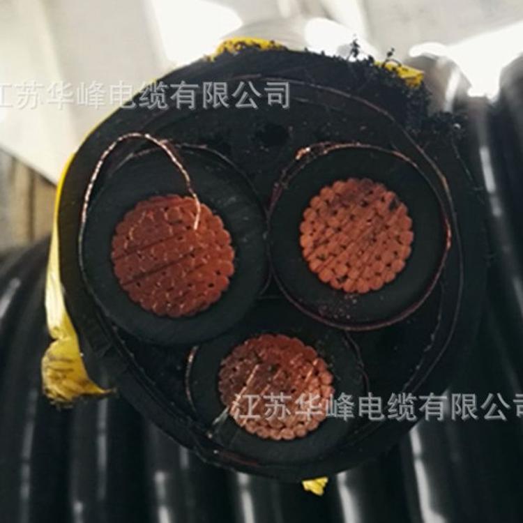 YJV22-8.715kv(10kv)3x400钢带铠装中高压电力电缆