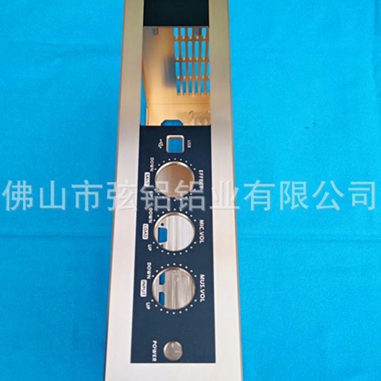 电脑机箱外壳 大功率发烧功放机箱配件 台式机机箱加工定制