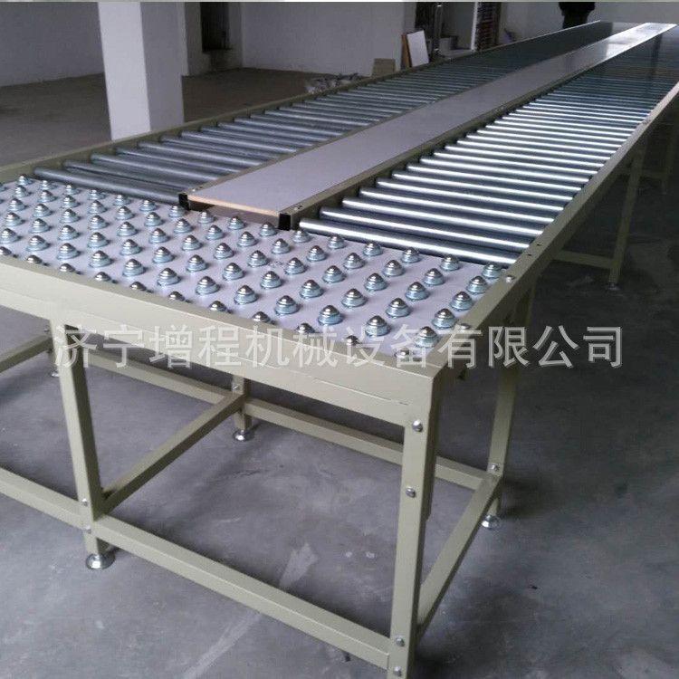 传送机械自动化 滚筒式输送机 动力滚筒输送机 大型输送机价格