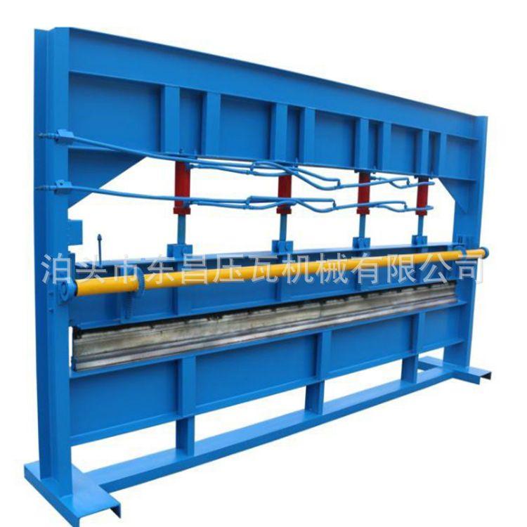 厂家供应液压折弯机 4米折弯机  彩钢瓦屋脊瓦折弯机