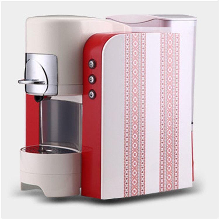 意式浓缩Espresso胶囊咖啡机,半自动泵压式大水箱咖啡机