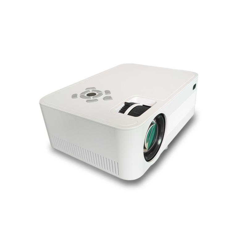 新款手机投影仪JVP600微型投影仪便携式迷你家庭影院高清 1080P