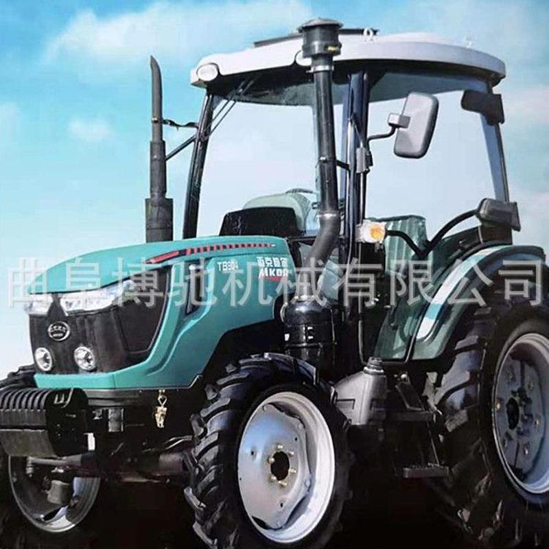 潍柴动力拖拉机 水旱两用型拖拉机玉柴柴油动力四驱拖拉机