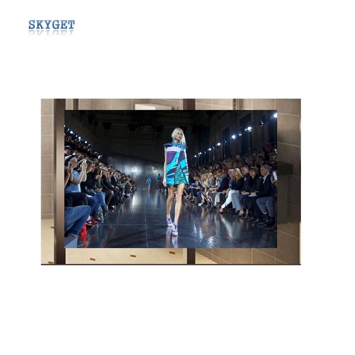 32寸防水电视机 SKYGET品牌LED智能电视机浴室客厅镜面电视可定制