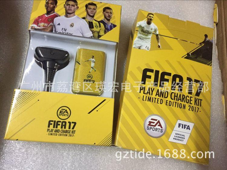 XBOX360 2合1电池套件FIFA2017 现货 其它新款式单独议论