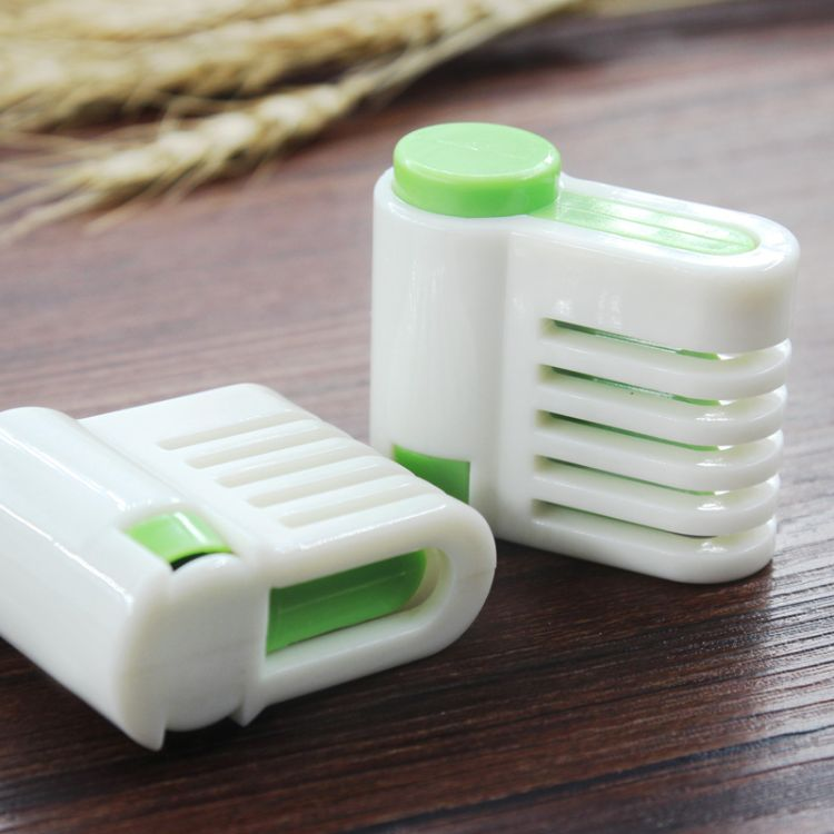工厂 现货 ABS过欧标环保塑料蛋糕分片器 分层器 面包分割器
