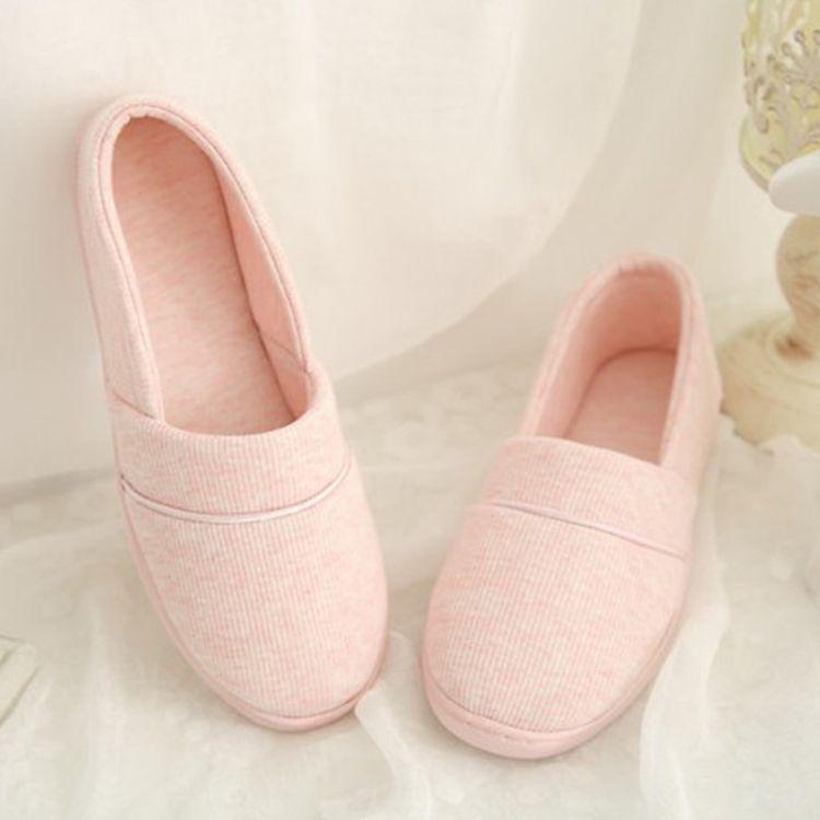 月子鞋春夏秋季包跟软底产妇鞋孕妇产后鞋厚底防水防滑小单鞋批发