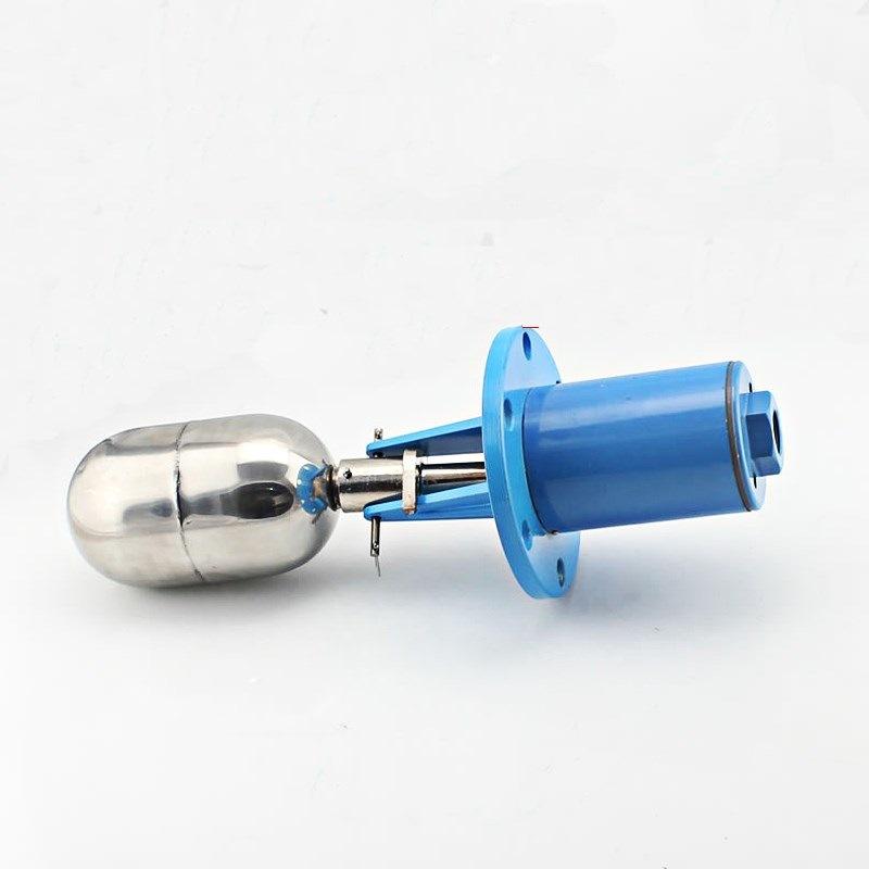UQK-01浮球液位控制器,侧装法兰安装浮球液位控制器
