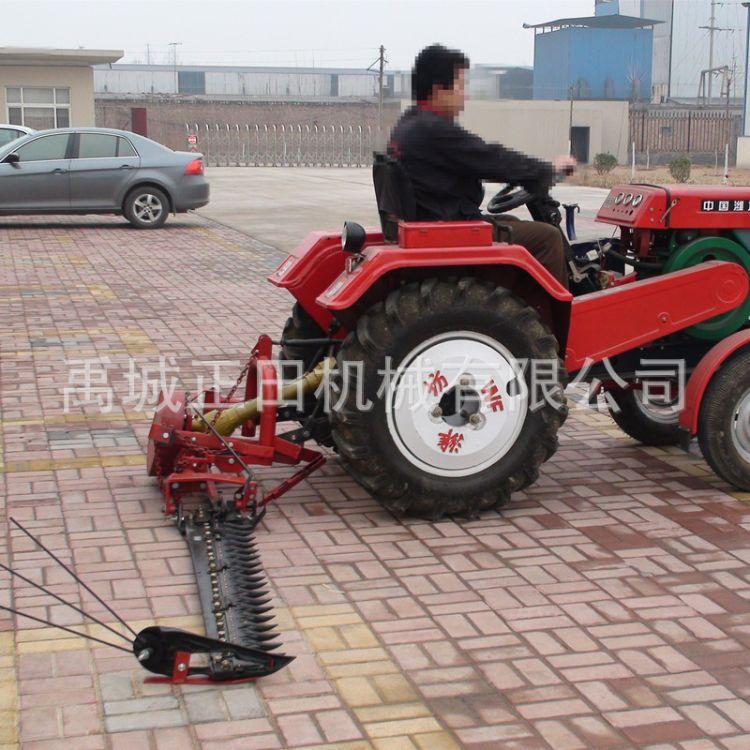 厂家直销牧场往复式割草机 20马力四轮拖拉机PTO驱动 小型割草机