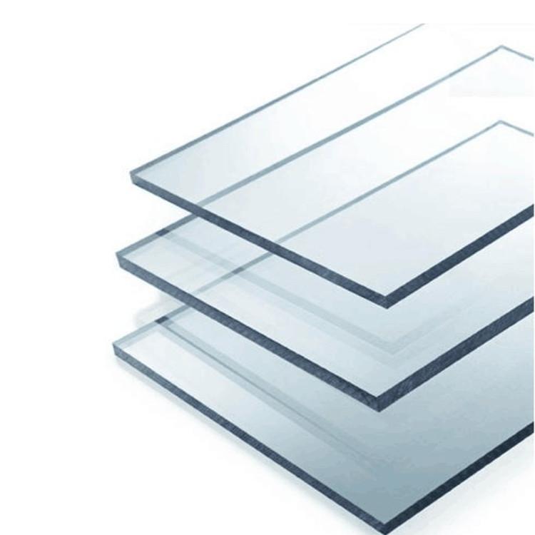 厂家直销加硬亚克力板 晶点少电子指纹锁面板  高硬度亚克力镜片