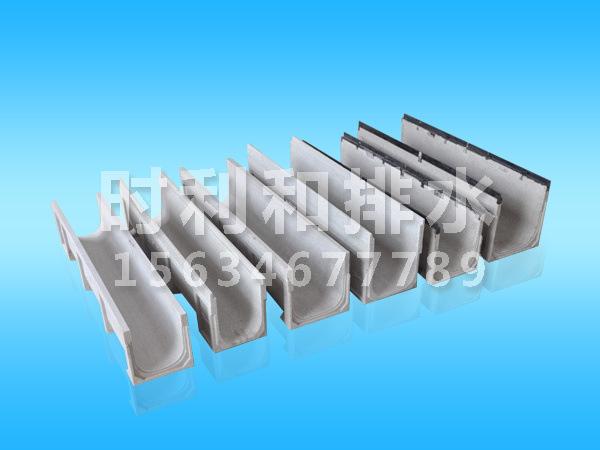 树脂排水沟 线性排水沟成品线性排水沟树脂混凝土排水沟