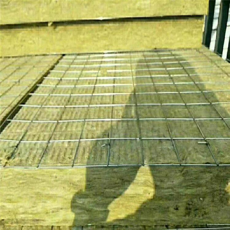 岩棉板厂家 钢网岩棉板 幕墙岩棉保温板 北京岩棉 防水岩棉