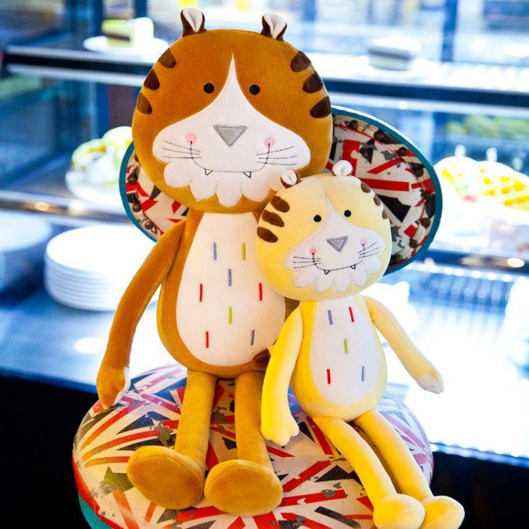 毛绒玩具网红捣蛋�潘啃γ婊⒌跬却匆庑γ婊⒐�仔男女朋友生日礼物