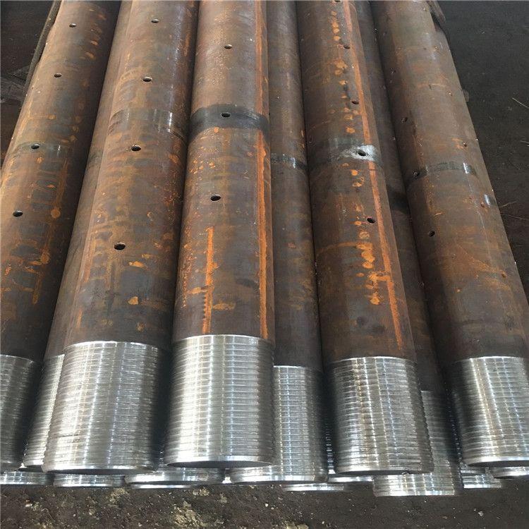 108X6钢花管 贵州注浆钢花管 隧道注浆钢管