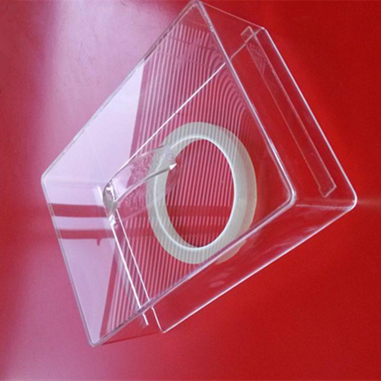 亚克力产品盒盖 有机玻璃展架制作 实力厂家 压克力pvc板任意切割
