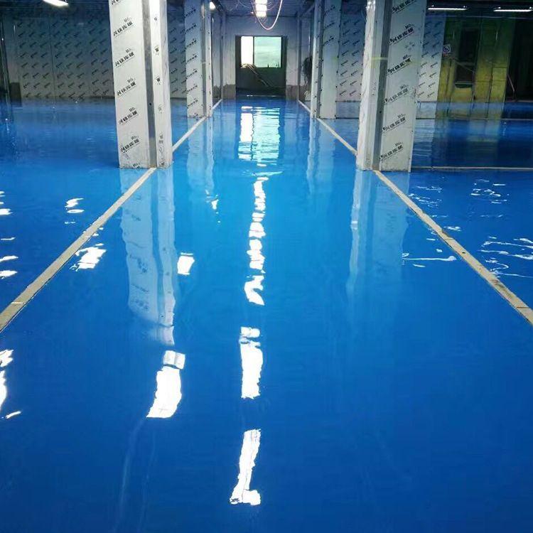 环氧树脂薄涂地坪 环氧树脂防静电自流平地坪 环氧树脂防腐地坪