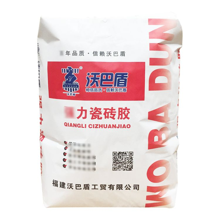沃巴盾强力瓷砖胶 陶瓷砖粘合剂 干粉型瓷砖粘结剂 玻化砖背涂胶