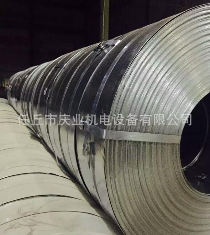 任丘庆业机电设备有限公司生产-C型钢用镀锌带钢-厚度2.0-5.0