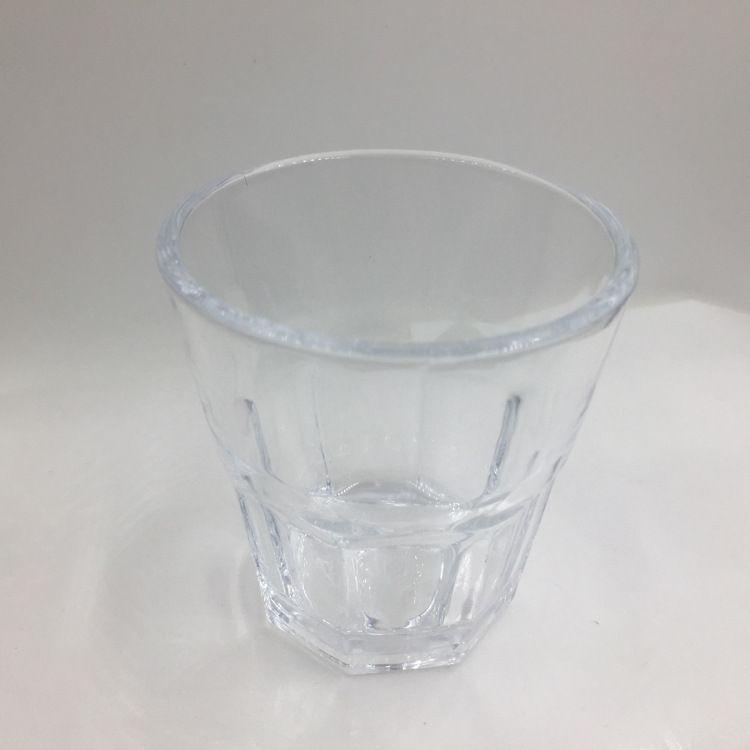 【厂家直销】 玻璃厂ktv钢化150ml玻璃杯 酒吧专用钢化玻璃杯