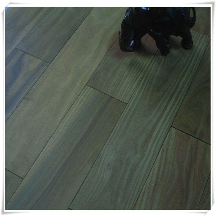 厂家推荐巴拉圭定制维腊木玉檀香绿檀实木地板 木蜡油实木地板