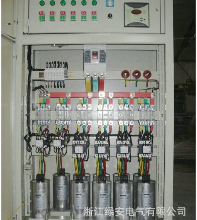 厂家供应户外电容补偿柜 电气电容补偿柜 低压电容补偿柜