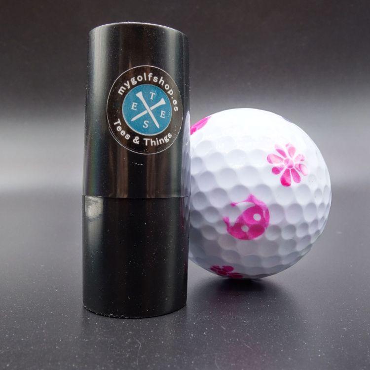 高尔夫球专用不掉色光敏印章擦不掉印记厂家定制印章材料印章材料