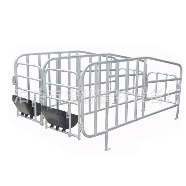 养猪设备 母猪限位栏 母猪定位栏 加厚限位栏  加厚母猪定位栏