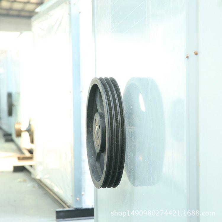 厂家自产自销大型中效风机箱 柜式离心风机箱 低噪音双速风机箱