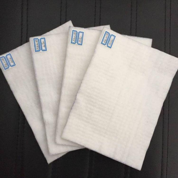 工厂定制长丝土工布公路养护长丝土工布定制批发白色长丝土工布